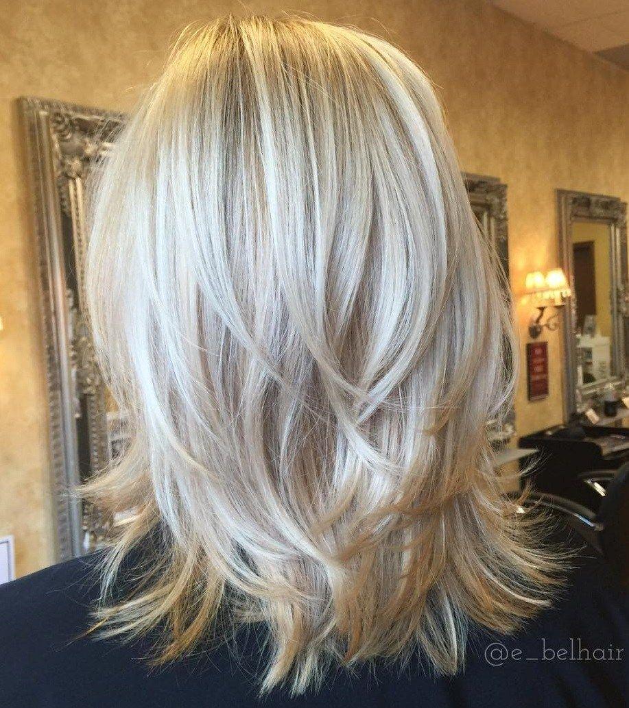 70 Perfect Medium Length Hairstyles for Thin Hair