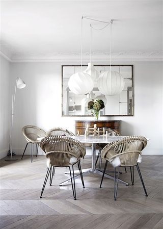 Even though I've published over 1000 Scandinavian home tours here on My Scandinavian Home, there are some spaces which really stand out. This Swedish family home in Gothenburg is one of them. And now