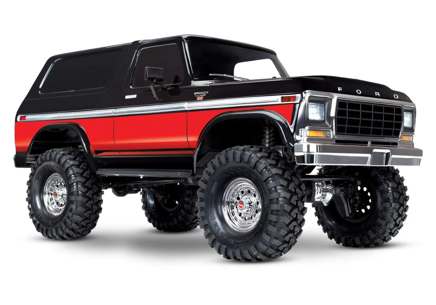 Traxxas TRX4 Ford Bronco 1/10 Trail and Scale Crawler