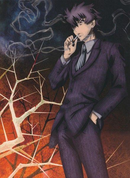 Ozaki Toshio Anime Shiki