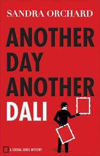 Maureen's Musings: Another Day, Another Dali (Serena Jones Mystery #2...