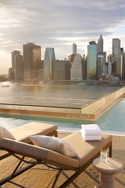 1 Hotel Brooklyn Bridge Brooklyn Ny Restaurant New York New York Hotels City Hotel