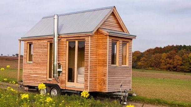 in diesem tiny house findet sich auf acht quadratmetern alles was man zum leben braucht. Black Bedroom Furniture Sets. Home Design Ideas