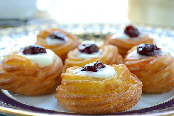 Zeppole Italian Fried Cookies Old Fashioned Recipes