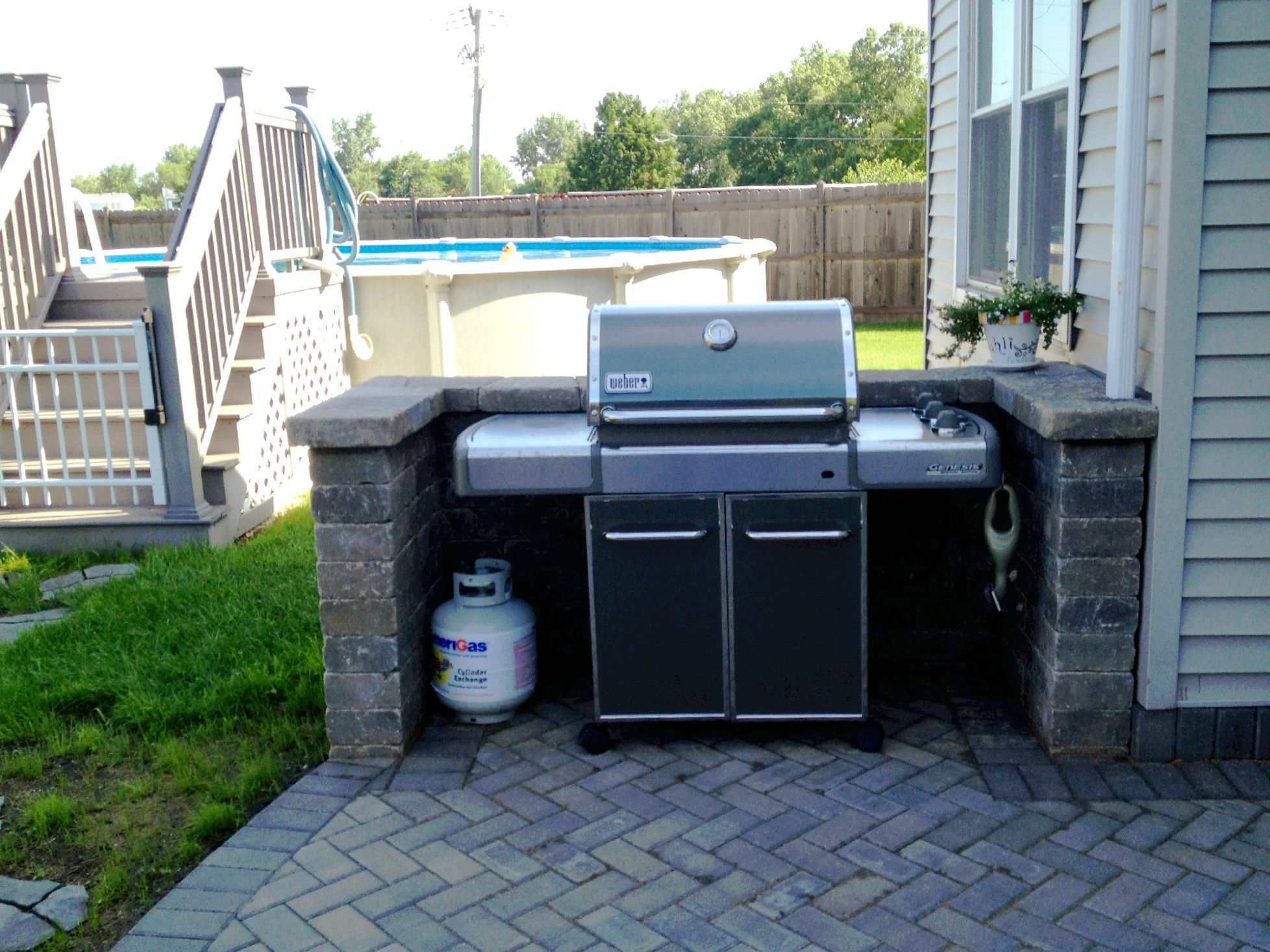 Designing Your Patio Elegance Meets Functionality Outdoor Grill Built In Grill