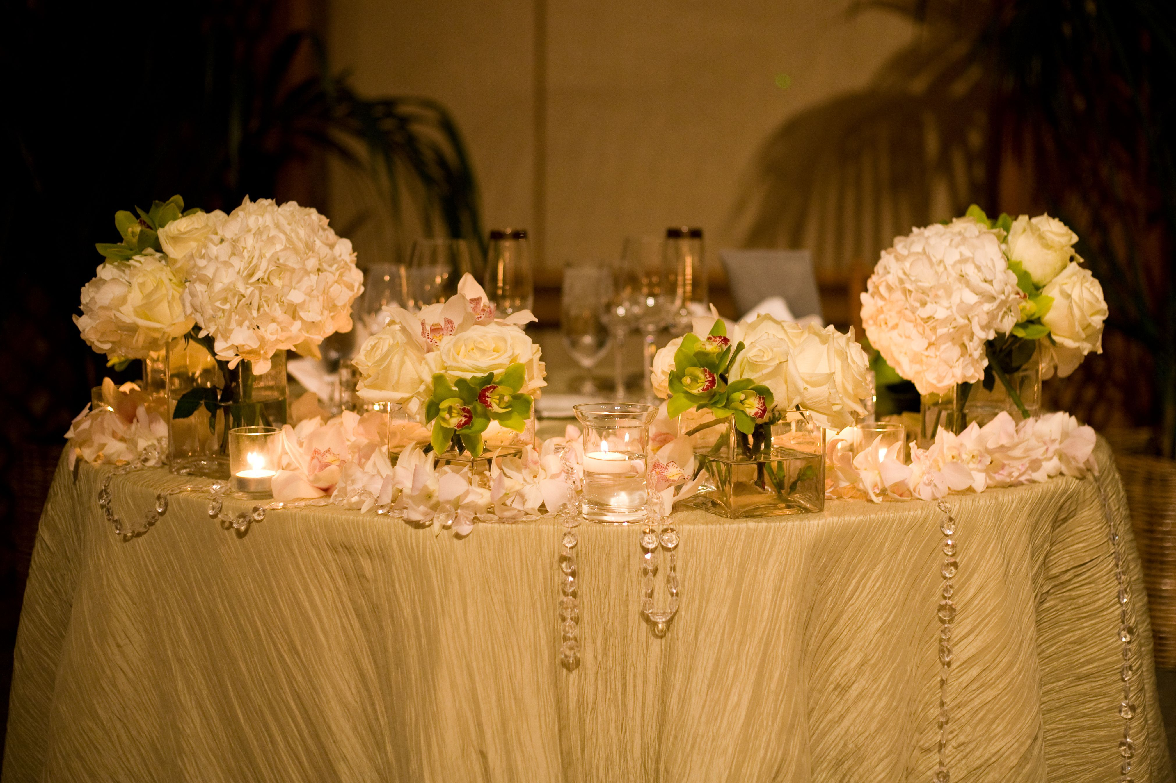 Good Sweetheart Table   White Awesome Design
