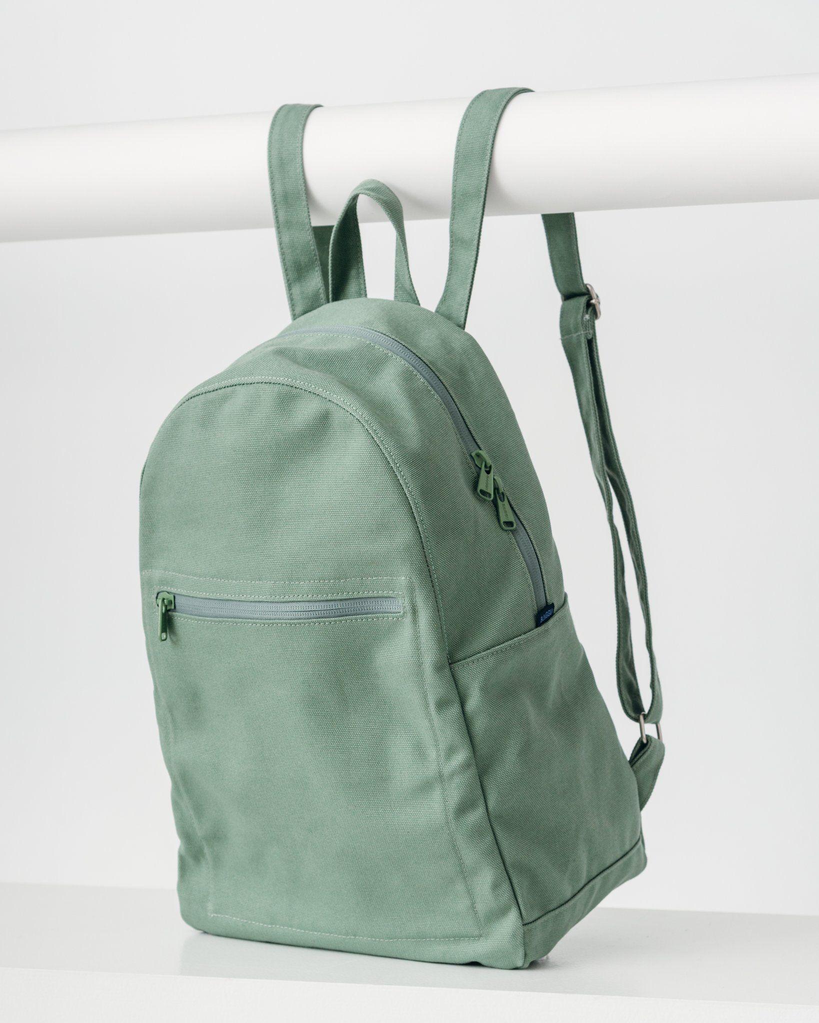 Zip Backpack - Olive – BAGGU Wholesale  a21b5d68538c2