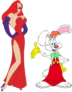 Who Framed Rodger Rabbit Uploaded Jessica Rabbit Cartoon Jessica Rabbit Jessica And Roger Rabbit