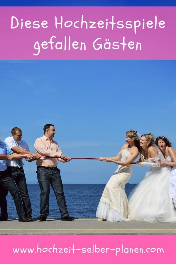 Neue Hochzeitsspiele