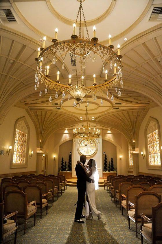 The Chapel At Excalibur In Las Vegas Wedding Venue Reception Locations