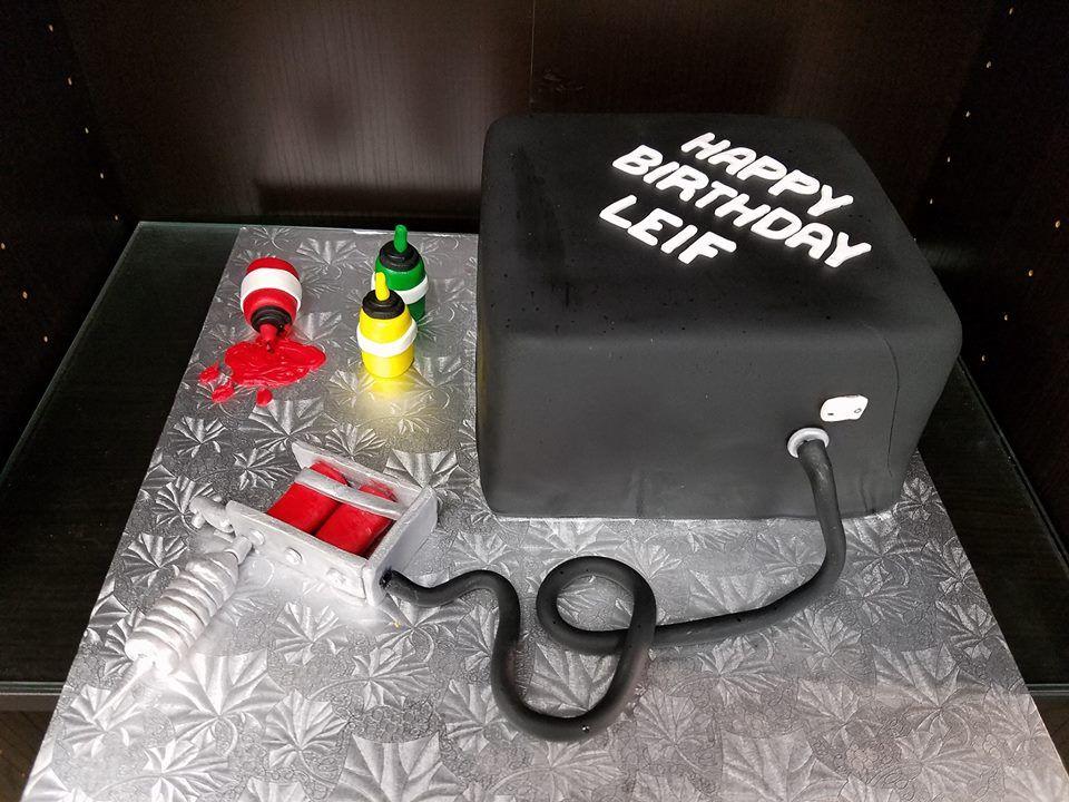 Cool Best Japanese Tattoo Tattoo Artist Birthday Cake Personalised Birthday Cards Paralily Jamesorg