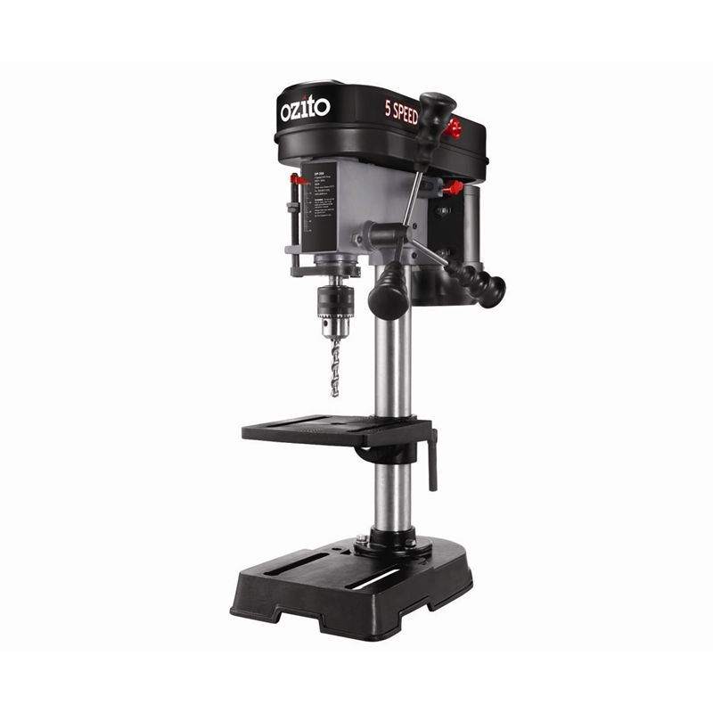 Find Ozito 350W 5 Speed Bench Drill Press At Bunnings