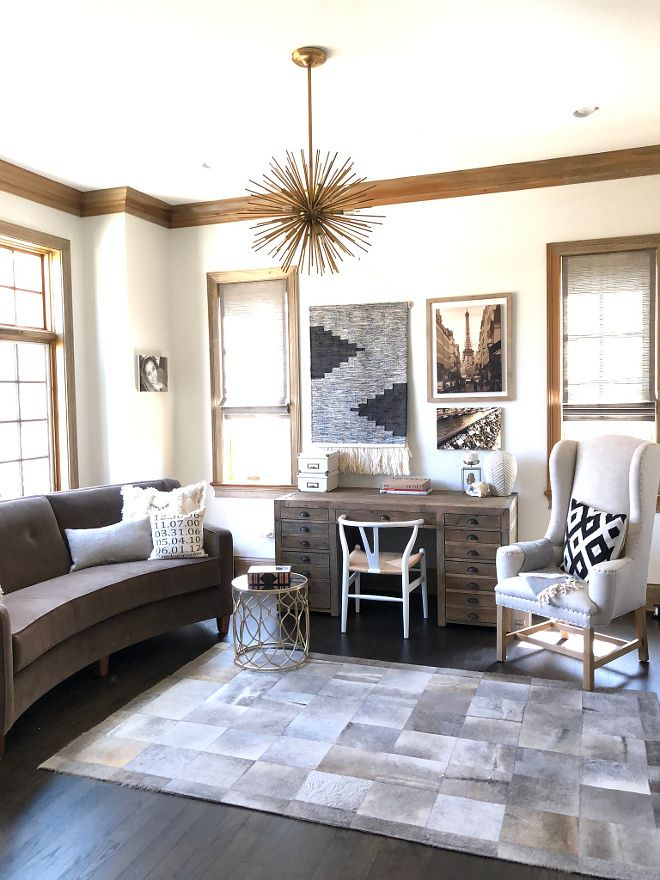 neutral home office ideas. Neutral Home Office Ideas Decor #NeutralHomeOffice | Pinterest Neutral, Traditional And Interiors 7