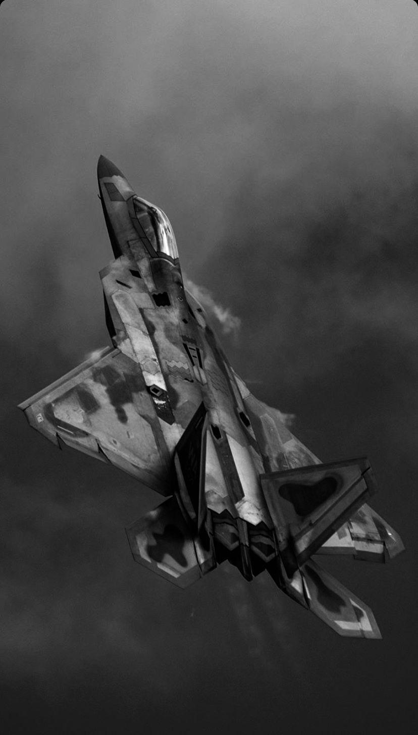 F22 Raptor Fighter Planes Jets Jet Fighter Pilot Fighter Planes