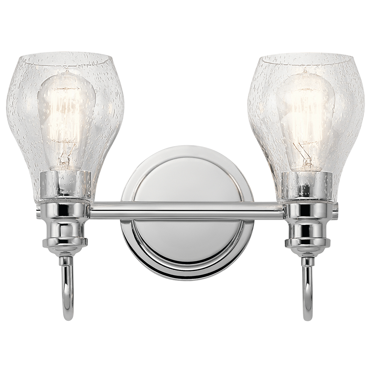 Greenbrier 2 Light Bath Light Ch Bathroom Lighting