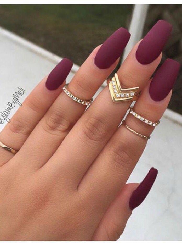 Fall Inspired Nail Art | Winter nails, Makeup and Nail nail