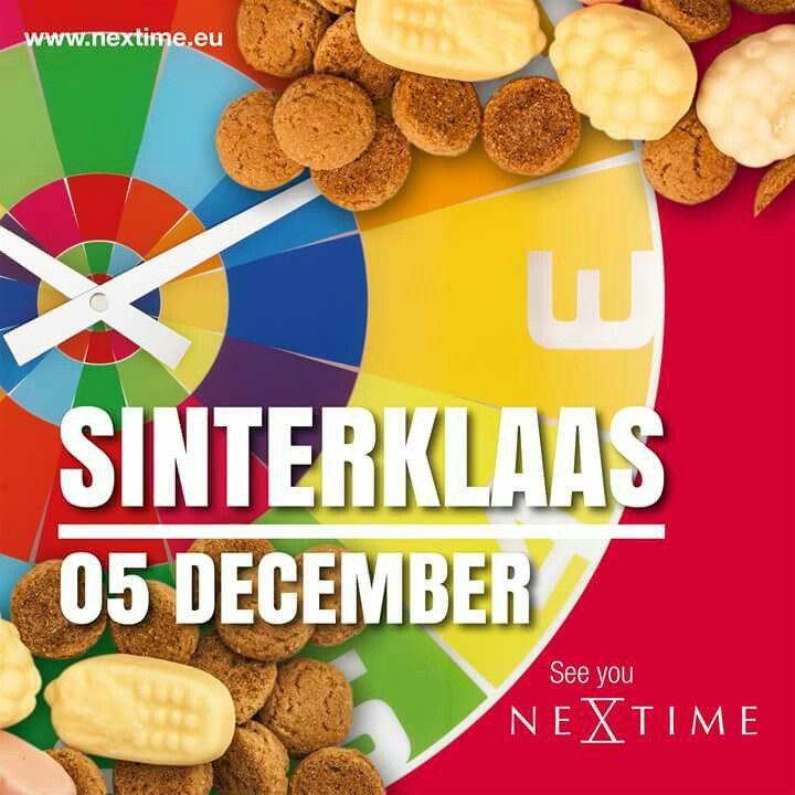 Ben jij al klaar voor Sinterklaasavond? Fijne Sinterklaas!