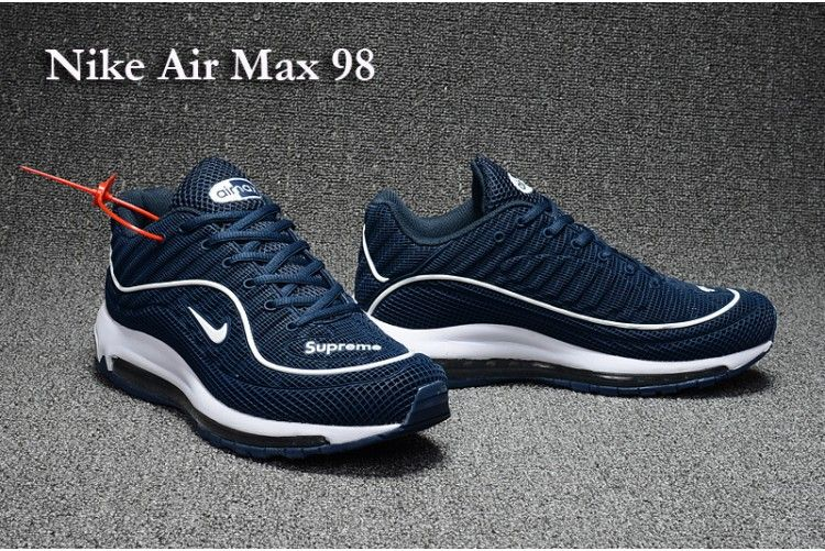 nike air max 98 blu