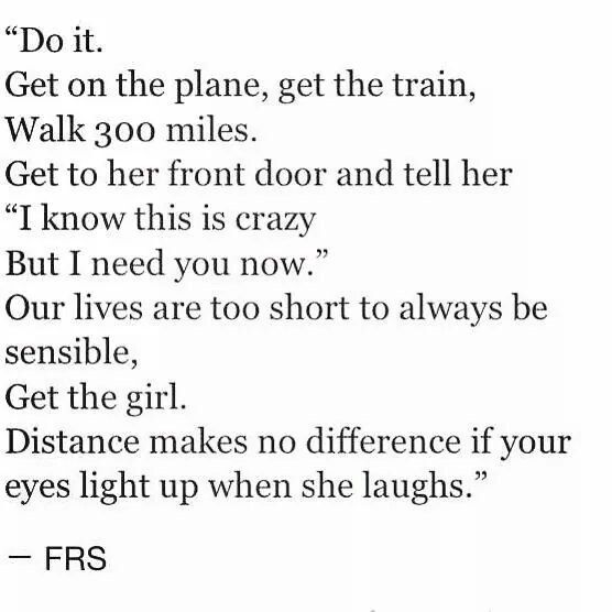 If You Want Her In Your Life, You Will Go Above & Beyond For ...