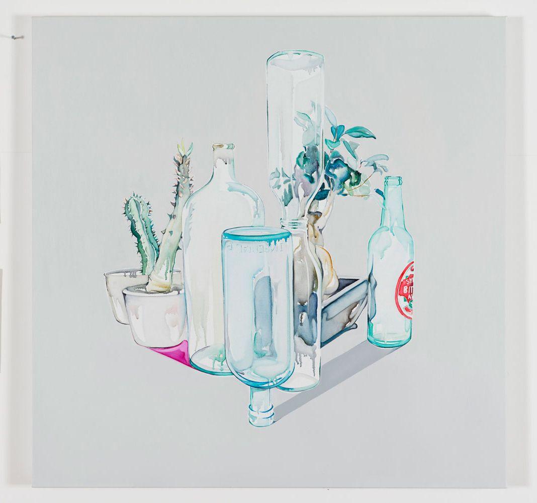 Julian Meagher Watercolor Glazes Illustration Art Watercolor Art