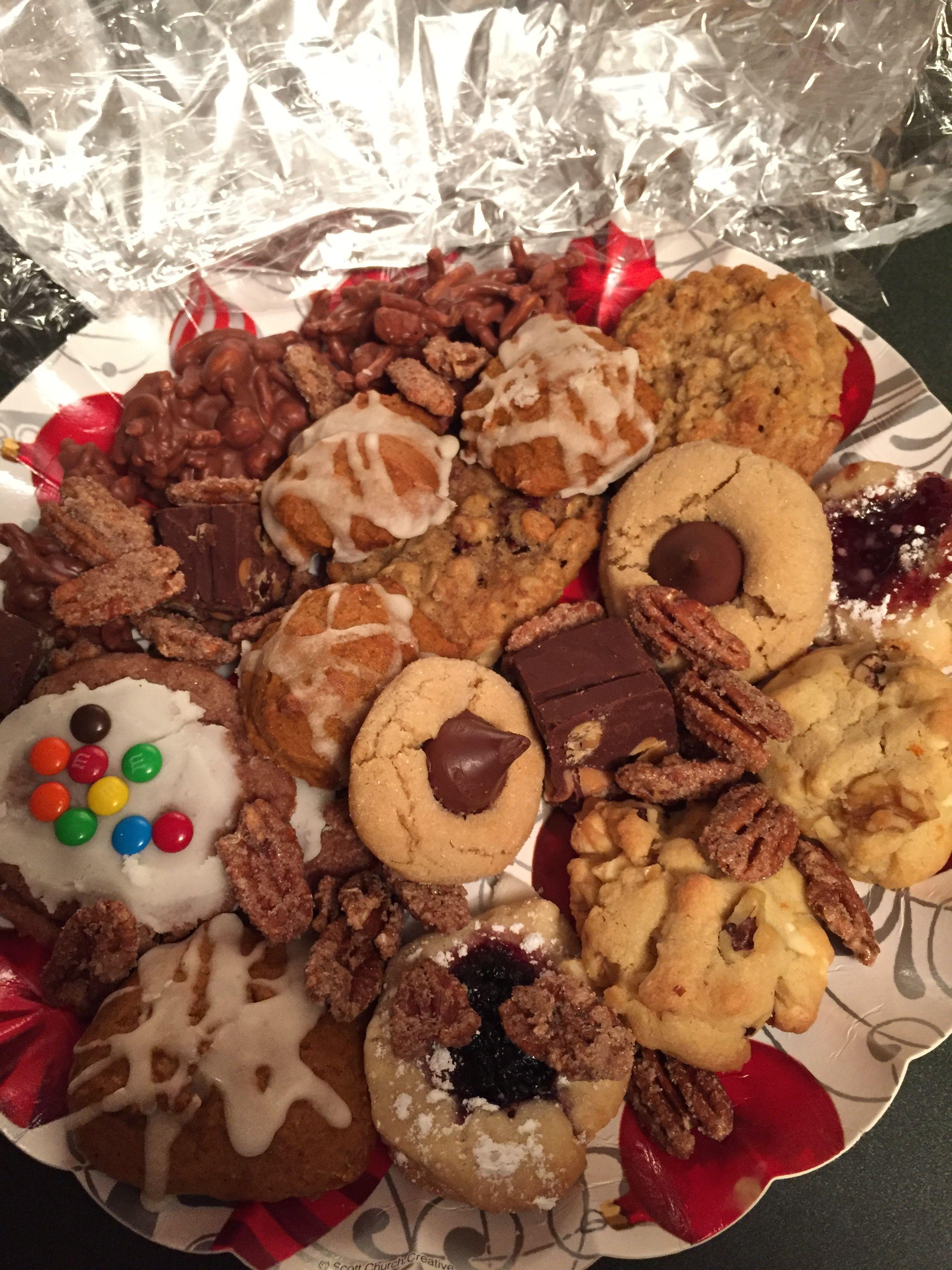 Homemade Christmas Cookies Food Homemade Christmas Cookies