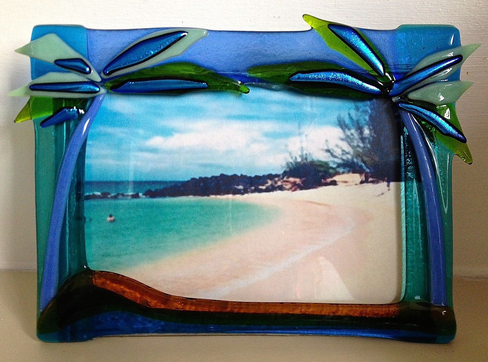 Captivating Key West Picture Frame Details: 5x7 Vertical Or Horizontal