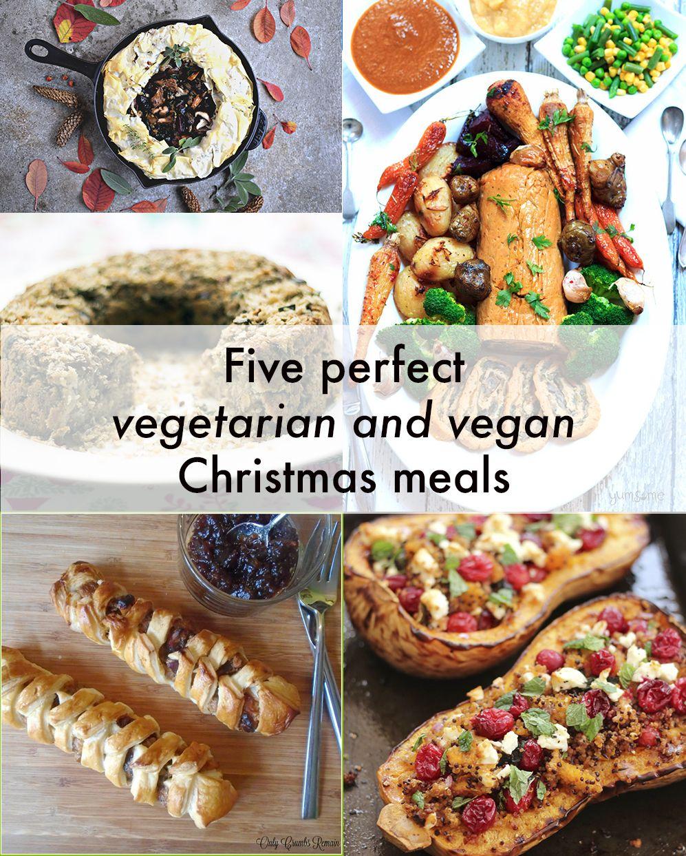 Five Delicious Vegetarian Roast Dinner Alternatives For