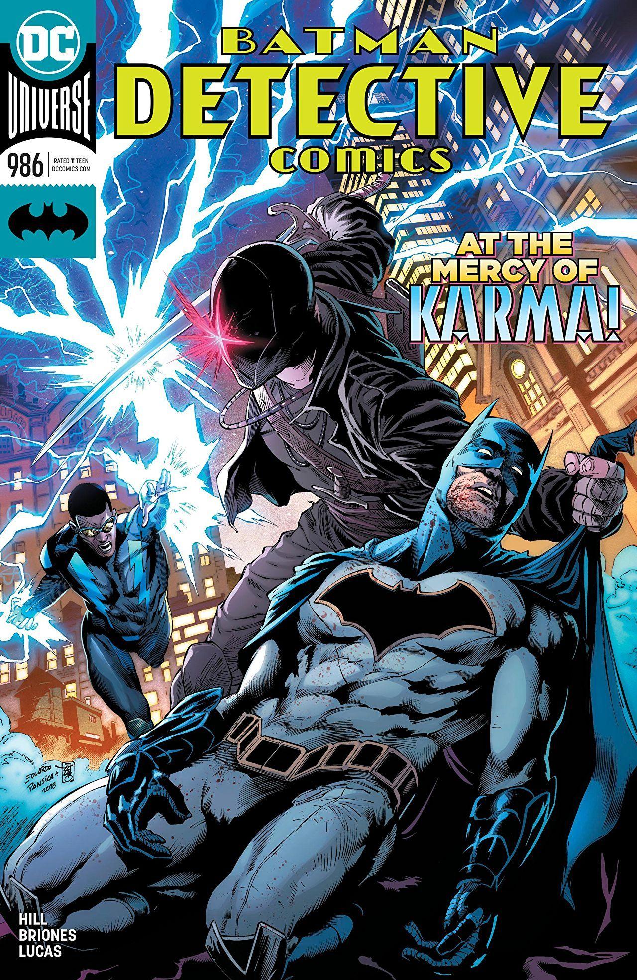 Batman Comics Pdf