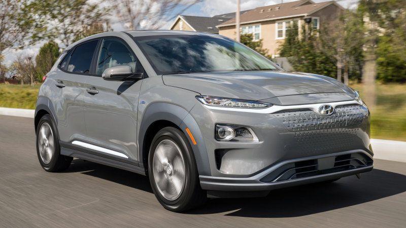 2019 Hyundai Kona Electric Drive Driving Review Hyundai Electricity Hybrid Car