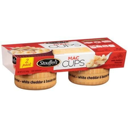 picture relating to Stouffer Coupons Printable identified as $1.00 Off 2 STOUFFERS® Entrees or Mac Cups Printable Coupon