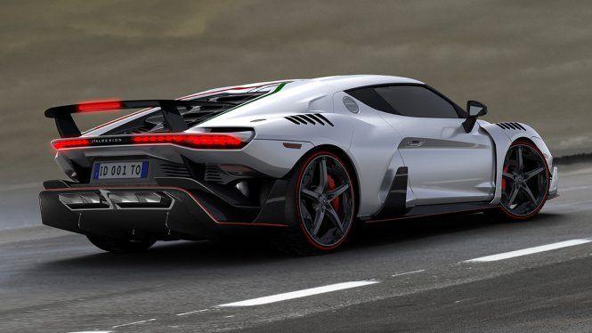 El Italdesign Zerouno es el nuevo superdeportivo con motor V10 del