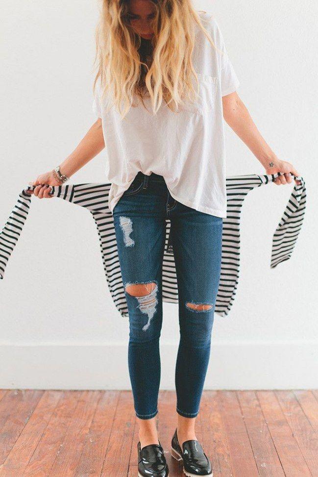 Kleine Styling-Tricks mit großer Wirkung: So könnt ihr schlichte Outfits schnell & günstig aufwer