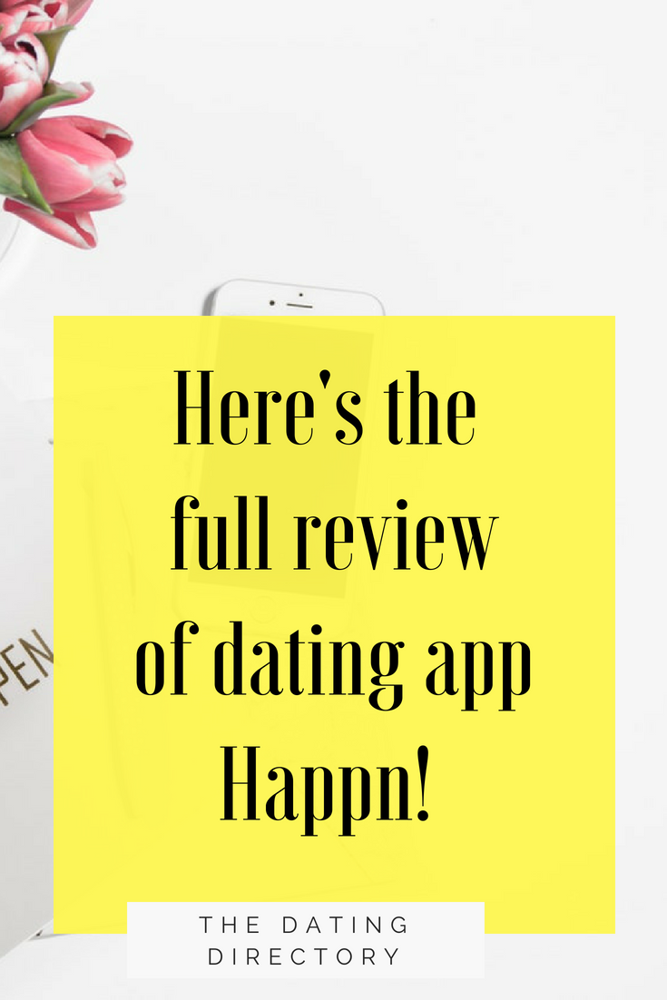 Understanding dating apps