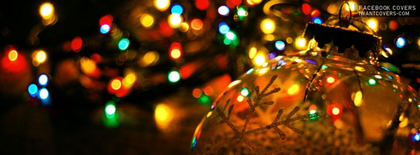 christmas lights facebook covers facebook covers timeline covers iwantcoverscom