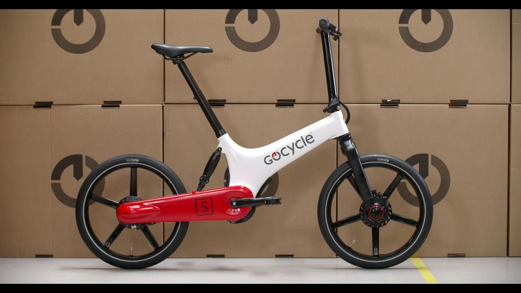 Gocycle The Best Folding Electric Bike In The World Project