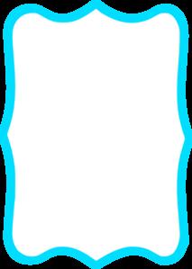 Blue Fancy Square frame Clip Art | Clip art, Frame clipart ...Fancy Square Frame