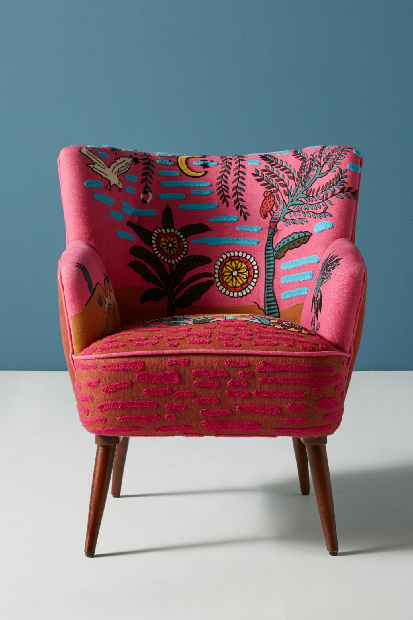 Imagined World Petite Accent Chair By Anthropologie In