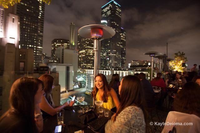 Late Night Eats And Drinks Around The La Music Center La Music Los Angeles Nightlife Music Centers