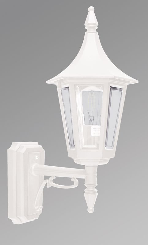Rimini Up Wall Lantern White Wall Lantern Wall Mount Lantern Outdoor Walls