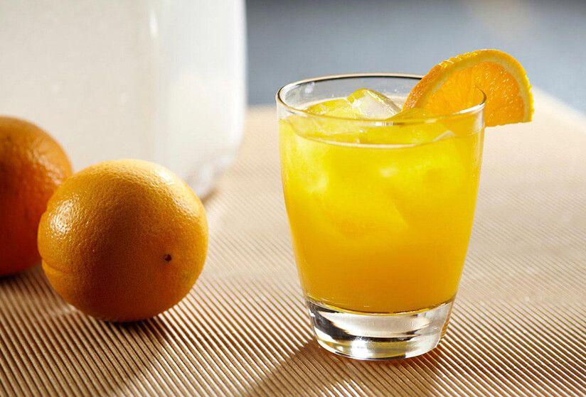 Receta Desarmador Cómo Preparar Un Delicioso Desarmador Receta Vodka Jugo De Naranja Cocteles Vodka