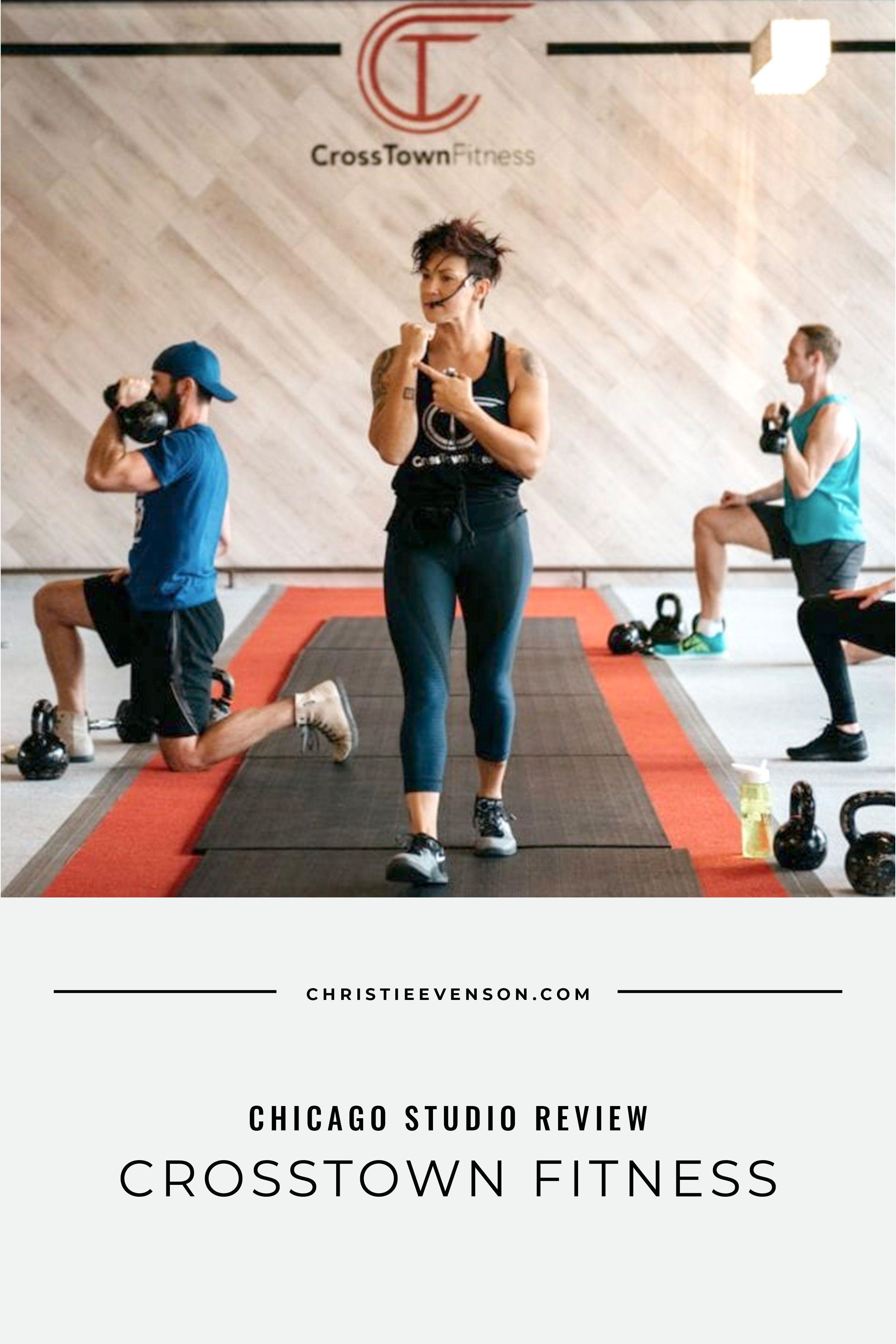 Chicago Studio Review Crosstown Fitness West Loop Christie Evenson Groupfitness Chicagofitness Chicagoworkout Chicago Fitness Aerial Fitness Fitness