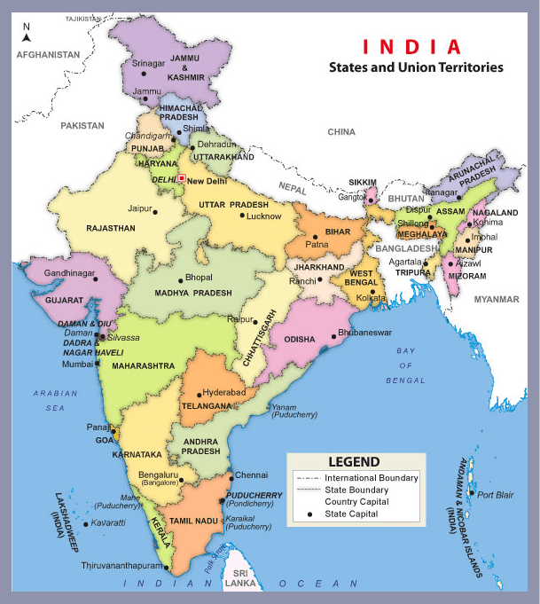 india map maps pinterest touch math india map and india