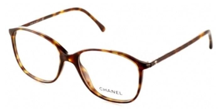 CHANEL 3219 Eyeglasses Havana in color 714 Also known as : CH 3219 , CH3219