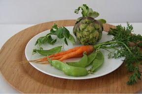 More Early Spring Vegetables Vegetarian Menu Spring 400 x 300