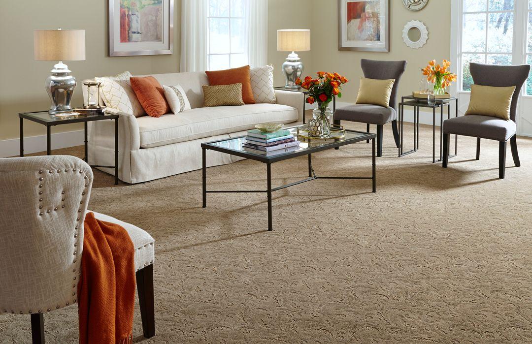Damask (Z679300774) Carpet Flooring in 2020 Carpet