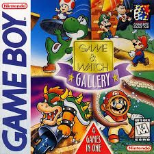 Game Watch Gallery Released In North America In 1997 C64 Spiele