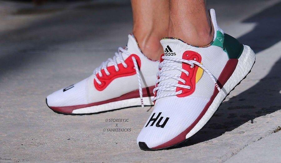 super popular cc80d e2f9e adidas Solar Glide Hu St in White by blog.sneakerando.com sneakers  sneakernews StreetStyle Kicks adidas nike vans newbalance puma ADIDAS ASICS  CONVERSE ...
