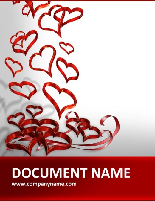 Word Documentation Cover Page Template – Words Template