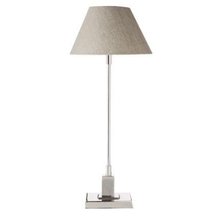 Classic crane table lamp