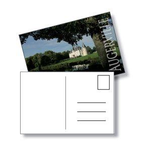 Ecrire une carte postale ( A1/ A2)